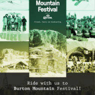 Ride With Us to MOUNTAIN FESTIVAL !!!!